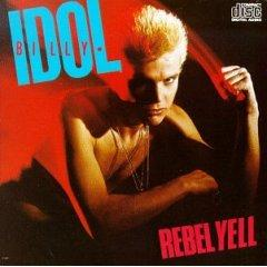 Billy Idol — Rebel Yell (1983) listen online слушать онлайн mp3 download скачать rocknation.su